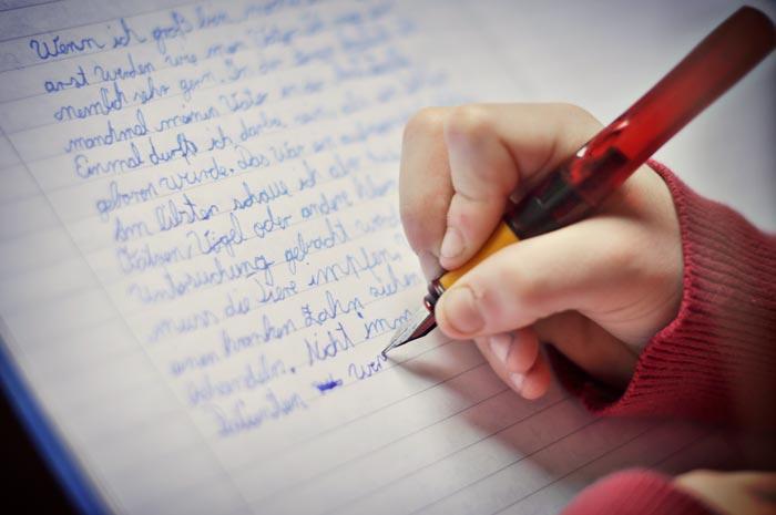 Handschrift – Fieri Lernwerkstatt Lorch